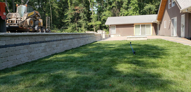 Brick Wall Hinsdale Contractor