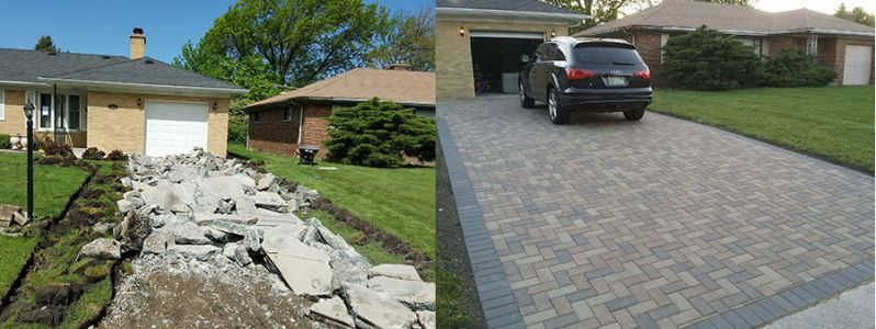 brick paving glenview