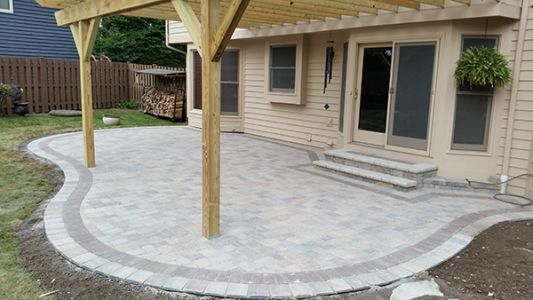 brick paving downers grove