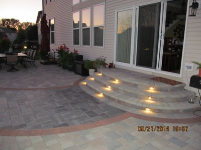 brick paving patios