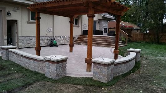 brick paving winnetka il