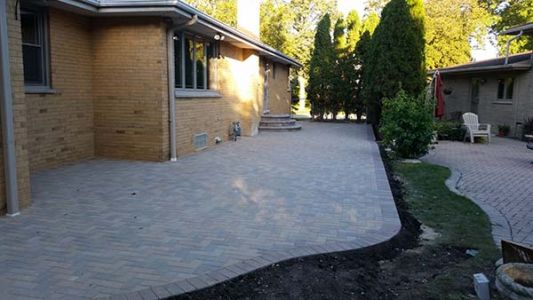 euro paving patio