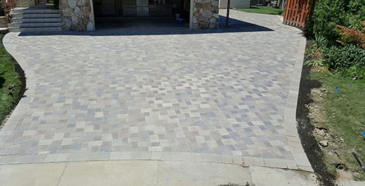 Brick paving driveway how to create one euro paving brick paving driveway how to create one solutioingenieria Gallery