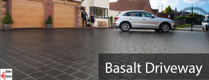 Basalt Driveway