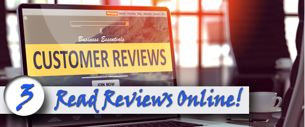 Read Reviews Online