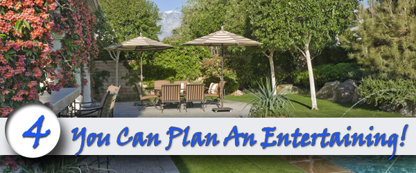 Create New Outdoor Entertaining Plans